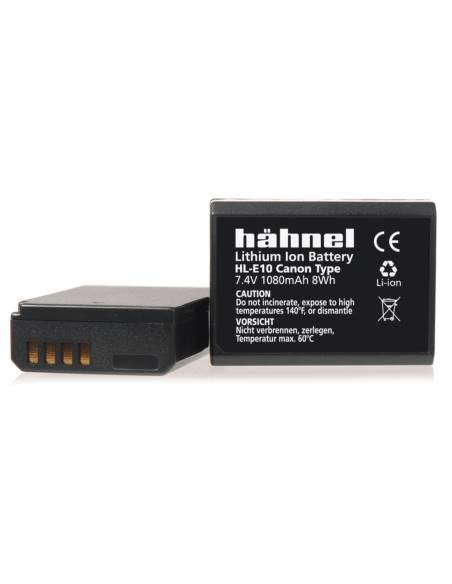Hähnel - Batería Canon LP-E10 (equivalente)