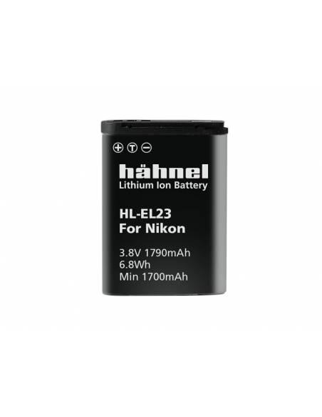 Hähnel - Batería Nikon EN-EL23 (equivalente)