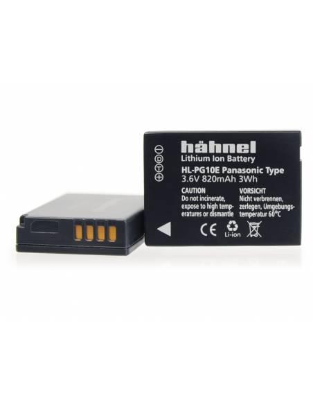 Hähnel - Batería Panasonic DMW-BCG10E (equivalente)