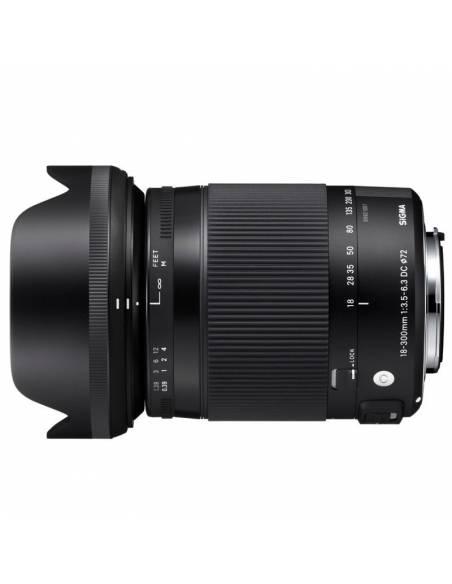 SIGMA 18-300mm F3.5-6.3 DC MACRO OS HSM Contemporary para NIKON