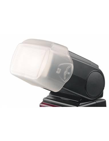 Kaiser - Difusor plástico para Nikon SB-700