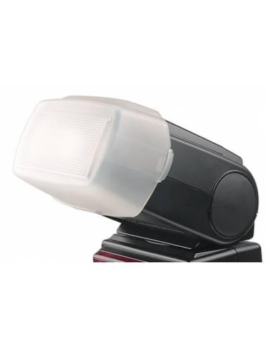 Kaiser - Difusor plástico para Nikon SB-900 / SB-910