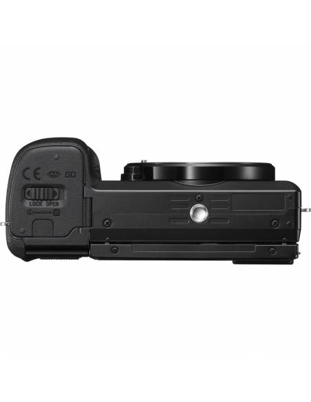 SONY A6100 + 16-50mm + 55-210mm ILCE6100YB (reserva producto)