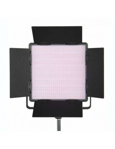 NANGUANG Panel LED CN-600 CSA BI-COLOR con aletas (KIT 2 uds.)