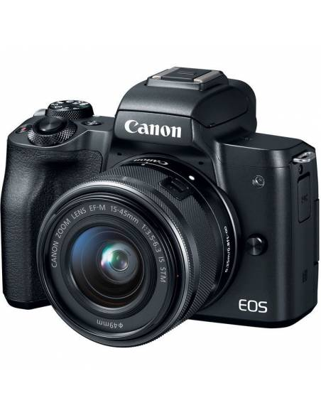 CANON EOS M50 + 15-45mm BLACK