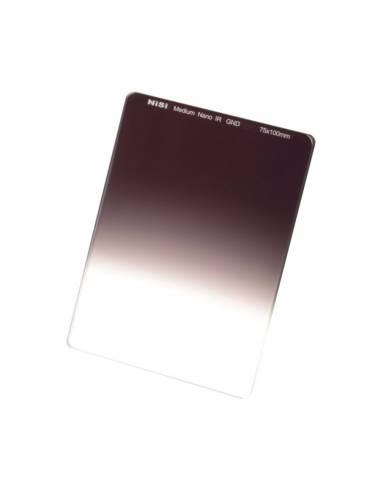 NiSi Filtro graduado transición media nano IR GND(4) 0.6 75x100mm