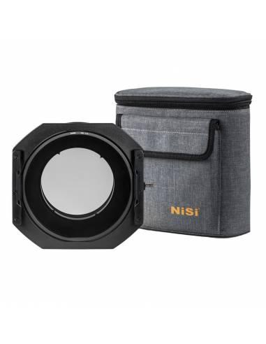 NiSi Kit soporte S5 para Nikon 14-24  (soporte+filtro polarizador paisaje NC CPL+adaptador+bolsa)