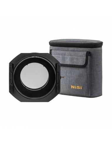 NiSi Kit soporte S5 para Canon TS-E 17mm F4 (soporte+filtro polarizador paisaje NC CPL+adaptador+bolsa)