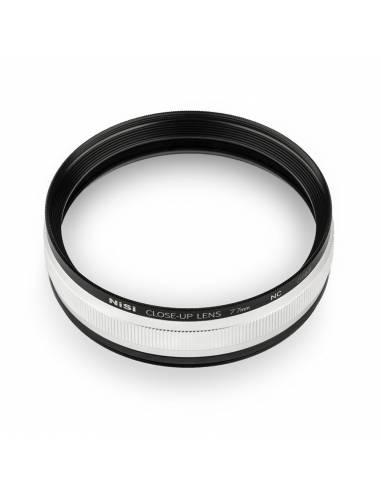 NiSi Kit lente de aproximación macro Close UP 77mm con adaptadores 67 y 72mm y estuche