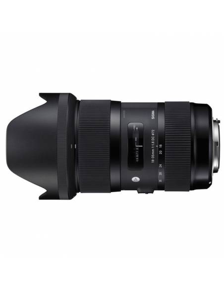 SIGMA 18-35mm F1.8 DC HSM ART para CANON