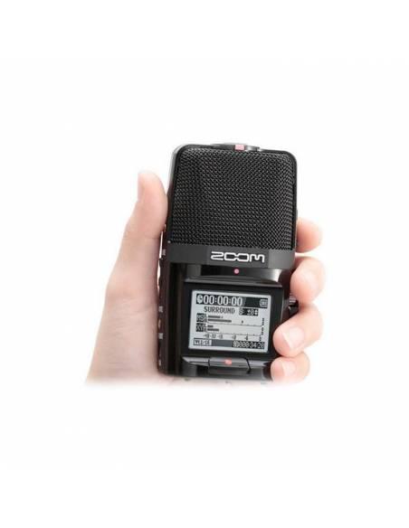 ZOOM H2n Grabadora Audio + KIt accesorios