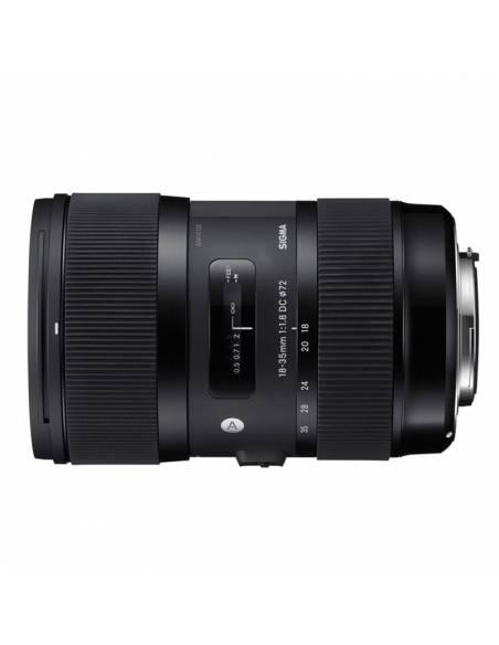 SIGMA 18-35mm F1.8 DC HSM ART para PENTAX