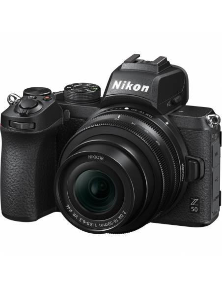 NIKON Z50 +16-50mm VR F3.5-6.3