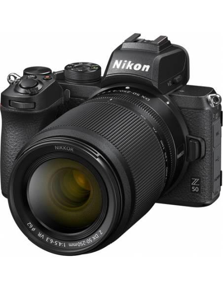 NIKON Z50 +16-50mm VR + 50-250mm VR