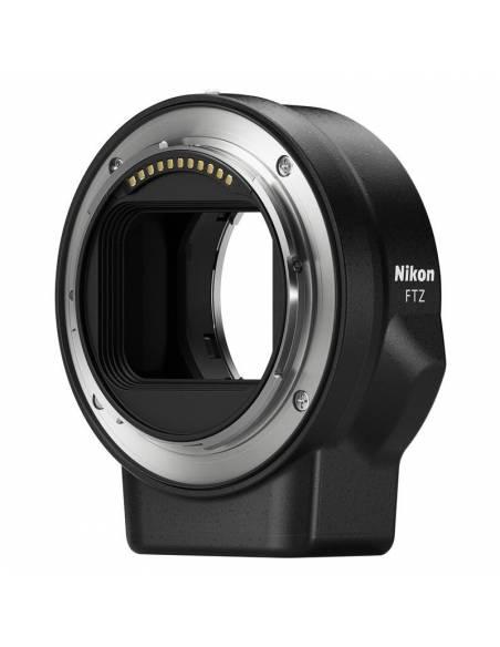 NIKON Z50 +16-50mm VR F3.5-6.3 + Adap. FTZ