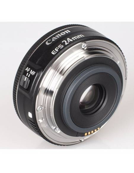 CANON 24mm f/2.8 STM (EF-S)