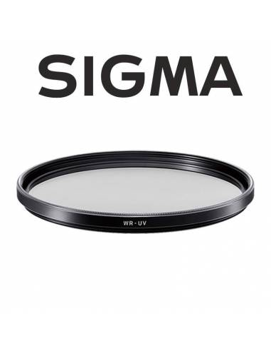SIGMA Filtro 77mm WR UltraVioleta UV