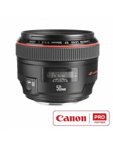 CANON 50mm f/1.2L USM (EF)