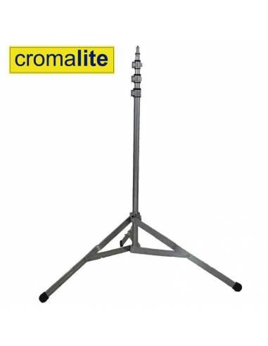CROMALITE Pie de estudio neumático 4 secc. 240cm