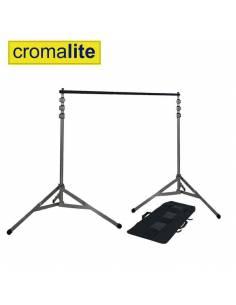 CROMALITE Soporte portátil para fondos 200-2014s