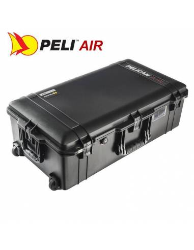 Peli Air 1615 con FOAM + ruedas