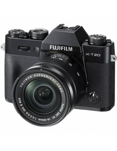 FUJIFILM X-T20 + 16-50/3.5-5.6 OIS II BLACK