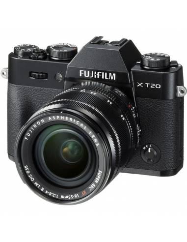 FUJIFILM X-T20 +18-55 F2.8-4 R LM OIS BLACK