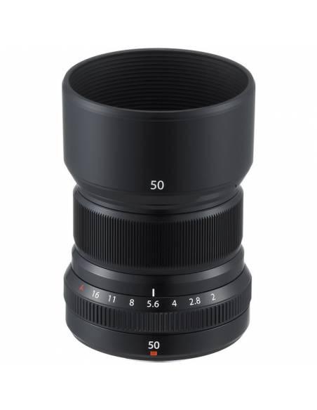 FUJINON XF50mm F2 R WR Black