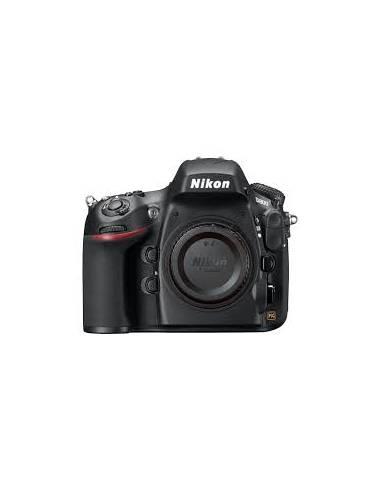 Nikon D800  (cuerpo) + Empuñadura original   2ªMano *****  (90 disparos)