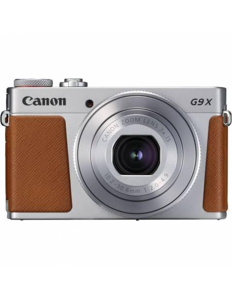 CANON Powershot G9X II Plata/Marron