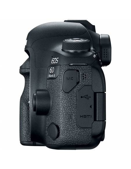 CANON EOS 6D Mark II + 24-105 STM IS