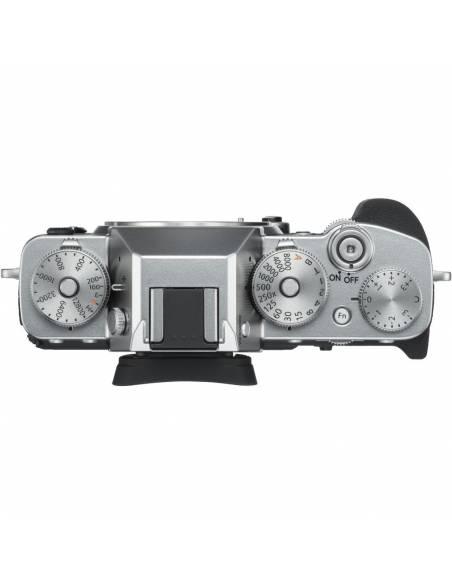 FUJIFILM X-T3 silver (Cuerpo)