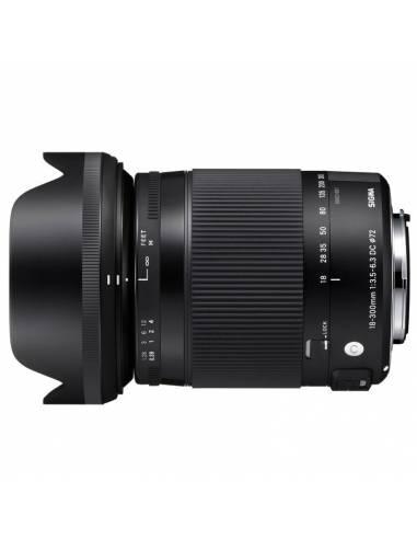 SIGMA 18-300mm F3.5-6.3 DC MACRO OS HSM Contemporary para SONY A