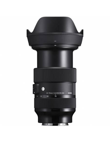 SIGMA 24-70mm F2.8 DG DN ART para SONY FE New!