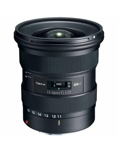 TOKINA 11-16mm F2.8  ATX-I CF (CANON)