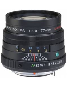 PENTAX 77mm f/1.8 SMC FA-LTD