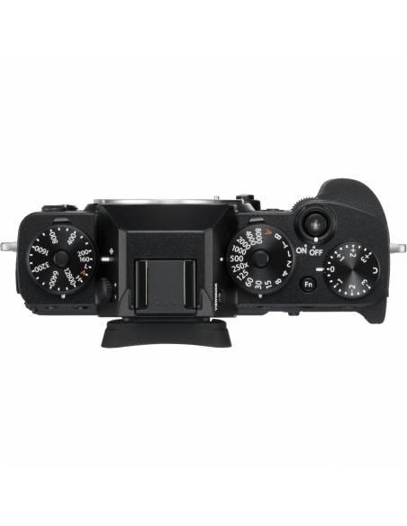 FUJIFILM X-T3 +18-55mm F2.8-4 Black