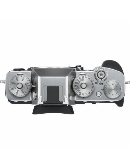FUJIFILM X-T3 +18-55mm F2.8-4 silver