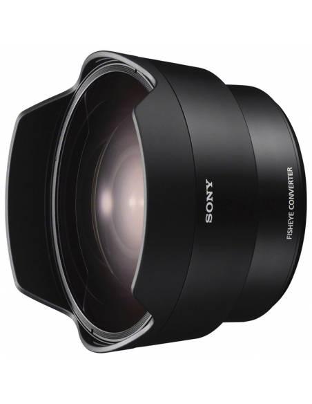SONY 16mm Conversor ojo de pez SEL057FEC para 28mm F2