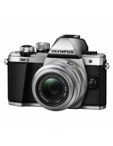 OLYMPUS OM-D E-M10 Mark II +14-42 II R Silver