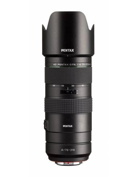 PENTAX 70-210mm F4 ED HD SDM WR