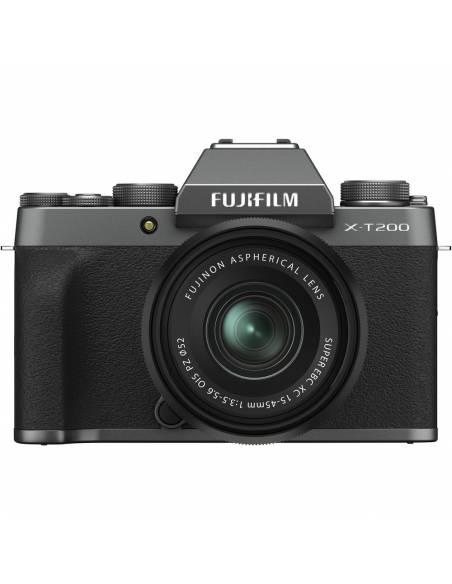 FUJIFILM X-T200 + XC15-45mm Dark Silver