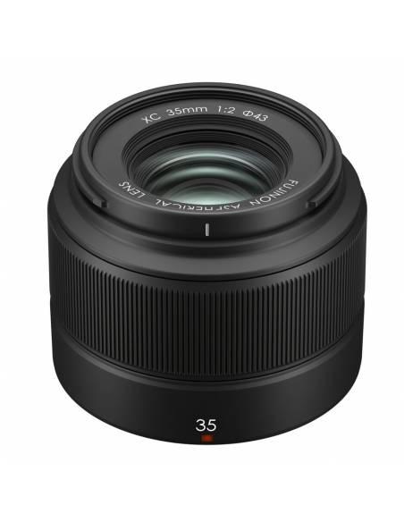 FUJINON XC35mm F2 WR black