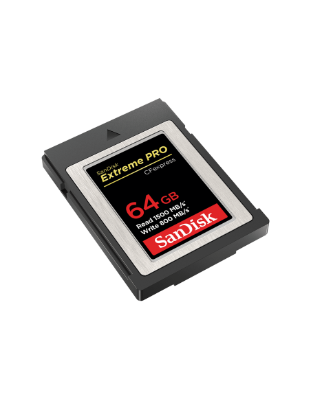Sandisk CFexpress 64GB Extreme PRO Card Type B