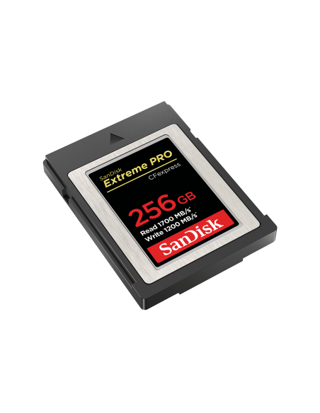 Sandisk CFexpress 256GB Extreme PRO Card Type B