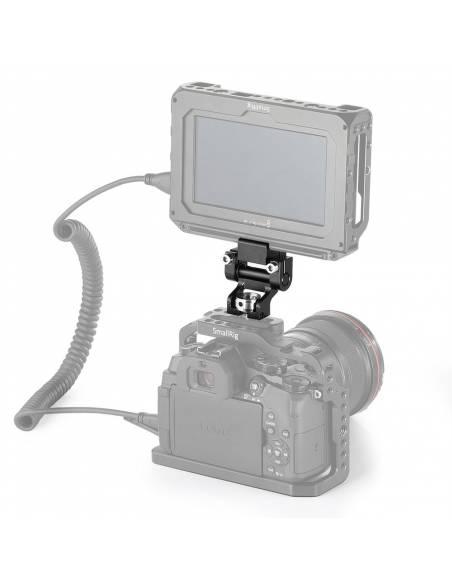 SmallRig Soporte de monitor con abrazadera 2256