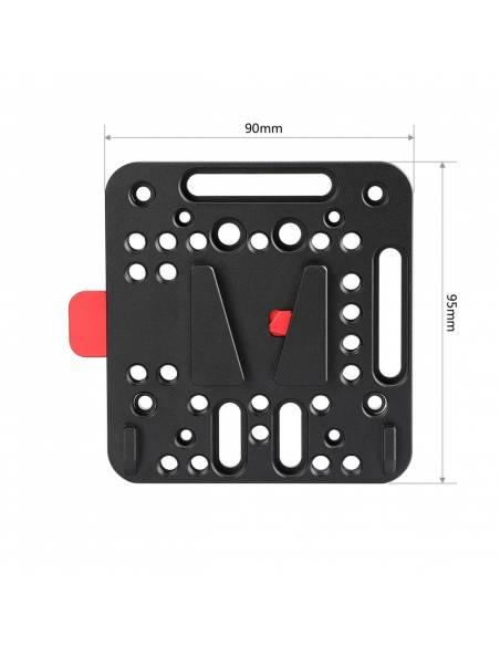 SmallRig Kit de montaje V-LOCK 1846