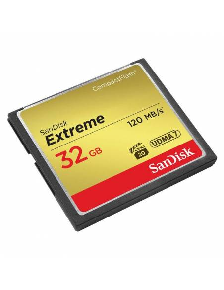 Sandisk Extreme CF 32GB 120MB/s