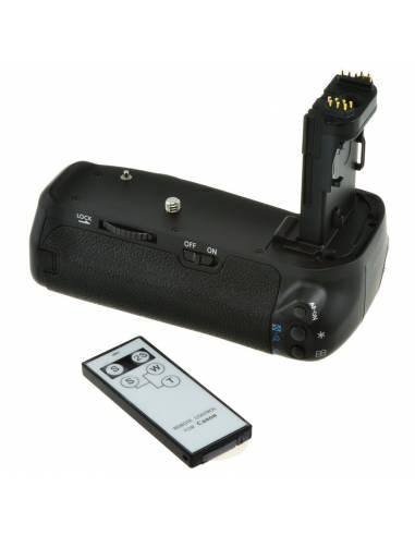 JUPIO Grip Empuñadura para CANON EOS 70D/80D  - JBG-C011