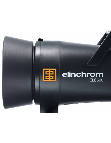 ELINCHROM ELC KIT: 500/500 + Accesory Packs